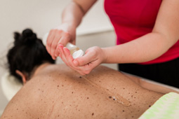Massages bien-être — Anne Fincker — Strasbourg